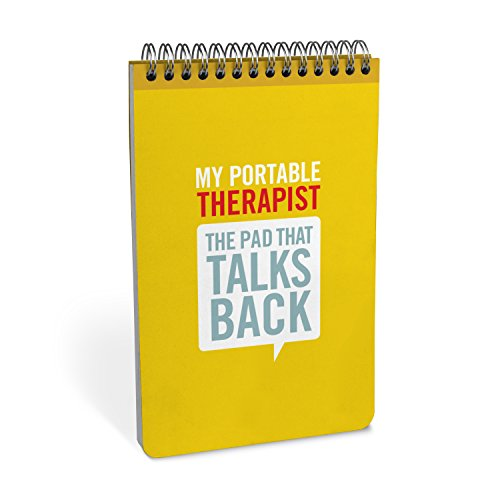 9781601067883: Knock Knock Portable Therapist Personality Pad