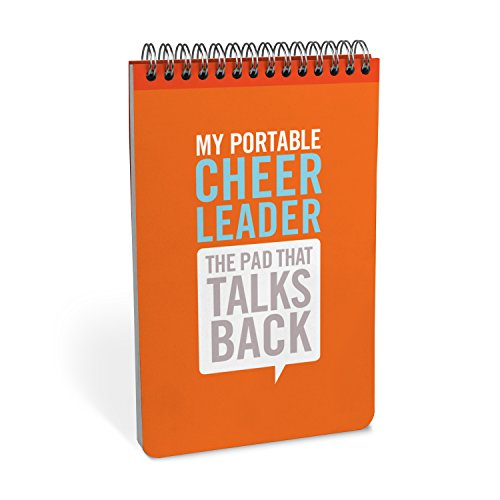 9781601067913: Knock Knock Portable Cheerleader Personality Pad