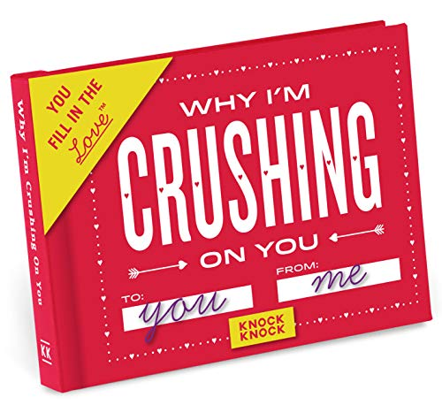 9781601068002: Knock Knock Why I'm Crushing on You Fill in the Love Journal