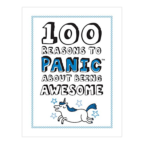 9781601068187: Knock Knock 100 Reasons to Panic about Being Awesome