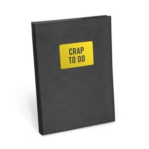 9781601068286: Crap to Do Knock Knock Pad Folio