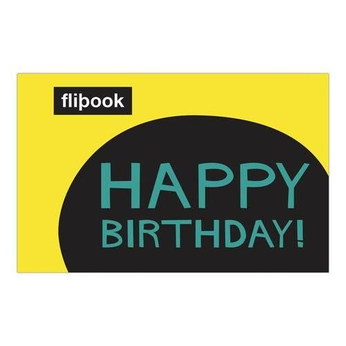 9781601068620: Happy Birthday! Flipbook (Knock Knock)