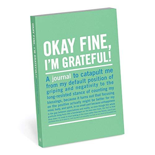 9781601069283: Knock Knock Okay Fine, I'm Grateful Inner-Truth Journal (Small, 4 x 5.75-inches) (Mini Inner-Truth Journal)