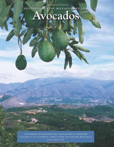 9781601074201: Integrated Pest Management for Avocados