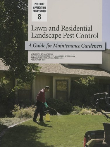 Lawn and Residential Landscape Pest Control: A Guide for Maintenance Gardeners: S. Cohen, M.L. ...