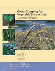 9781601076793: Cover Cropping for Vegetable Production: A Grower's Handbook