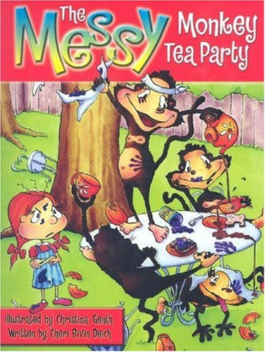 9781601080066: The Messy Monkey Tea Party