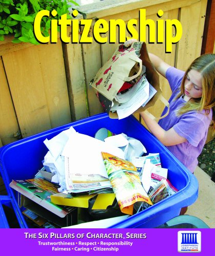 9781601085023: Citizenship (Character Counts)