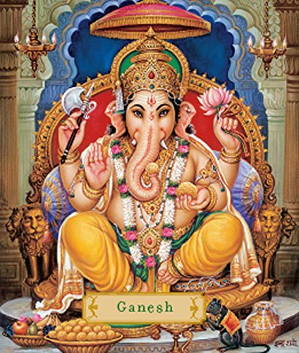 9781601090294: Ganesh: Removing the Obstacles (Minibook)