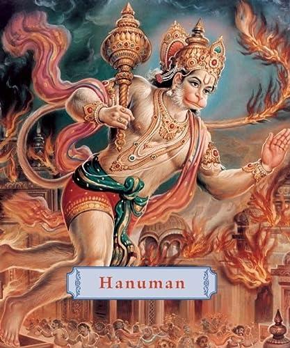 9781601090300: Hanuman: The Heroic Monkey God (Minibook)
