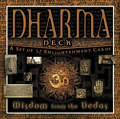9781601090317: Dharma Deck: Wisdom of the Vedas: Wisdom from the Vedas: 0