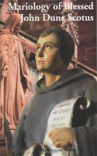 9781601140456: Mariology of Blessed John Duns Scotus