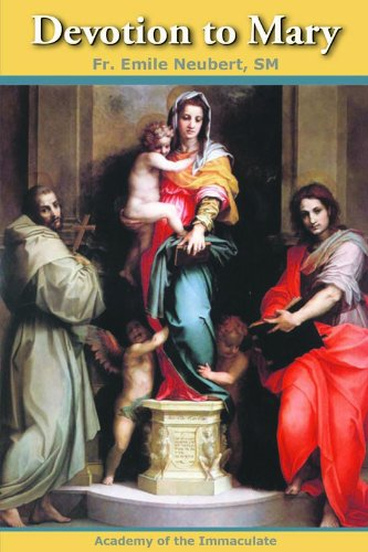 9781601140524: DEVOTION TO MARY.