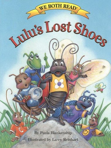 9781601150080: Lulu's Lost Shoes (We Both Read)