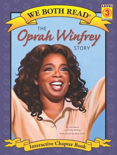 The Oprah Winfrey Story (We Both Read: Level 3 (Hardcover)): Lisa Maria