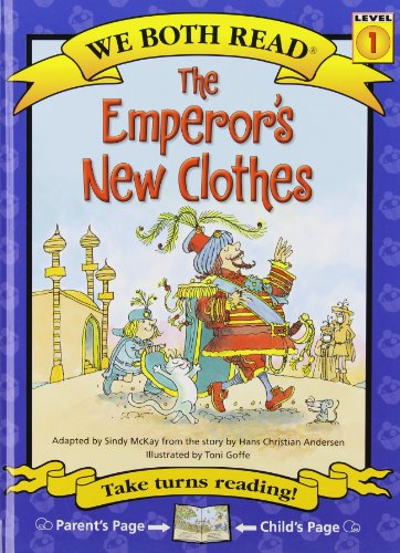 9781601152695: The Emperor's New Clothes (We Both Read: Level 1 (Hardcover))