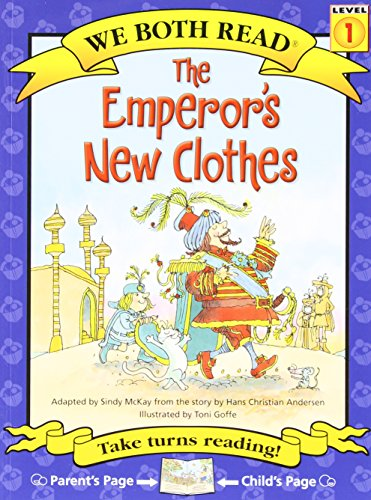 9781601152701: The Emperor's New Clothes (We Both Read: Level 1 (Paperback))