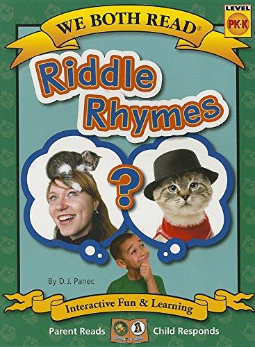 9781601152787: Riddle Rhymes (We Both Read - Level Pk-K)