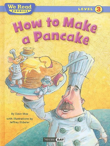 9781601153173: How to Make a Pancake (We Read Phonics - Level 3 (Hardcover))