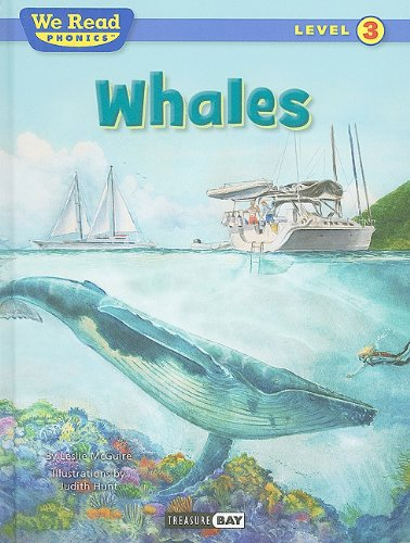 Whales (We Read Phonics Leveled Readers) (9781601153197) by Leslie McGuire