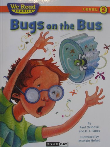 9781601153258: Bugs on the Bus (We Read Phonics)