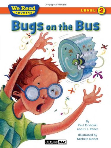 9781601153265: Bugs on the Bus (We Read Phonics)