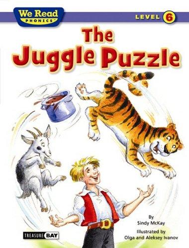 9781601153432: The Juggle Puzzle (We Read Phonics, Level 6)