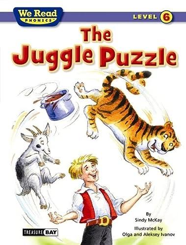 9781601153449: The Juggle Puzzle (We Read Phonics, Level 6)