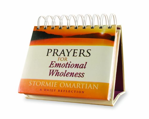 9781601163486: Prayers/Emotional Wholeness Perpetual Calendar