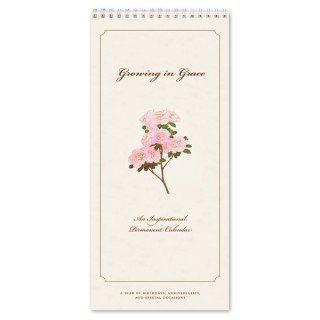 9781601167316: Growing in Grace - Perpetual 2010 Perpetual Calendar