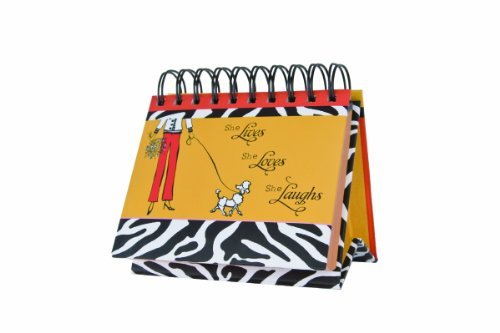 9781601167347: Sassy & Sophisticated - 365 Day Perpetual Calendar