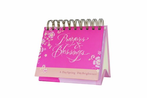 9781601167361: Prayers & Blessings - 365 Day Perpetual Calendar