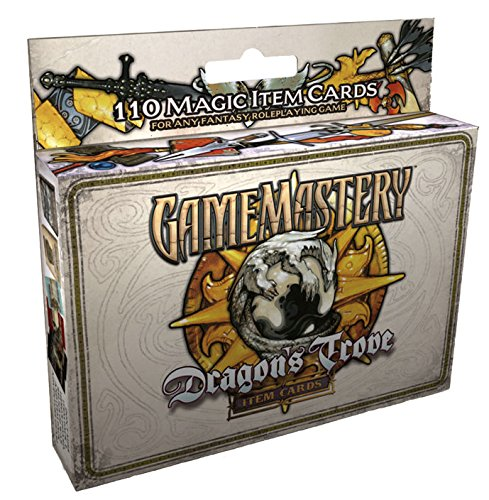 9781601250339: GameMastery Item Cards: Dragon's Trove