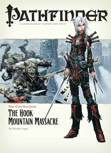9781601250384: Pathfinder #3 Rise Of The Runelords: The Hook Mountain Massacre (Pathfinder; Rise of the Ruinlords)