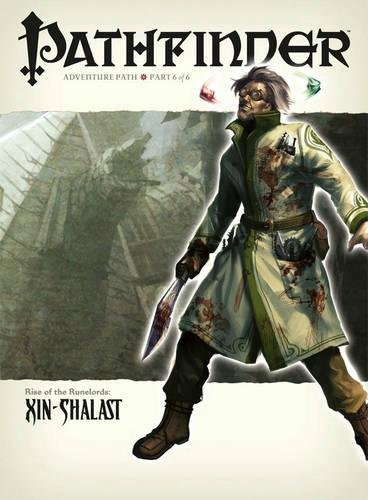 9781601250414: Pathfinder #6 Rise Of The Runelords: Spires of Xin-Shalast