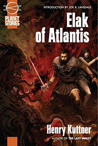 9781601250469: Elak of Atlantis (Planet Stories)