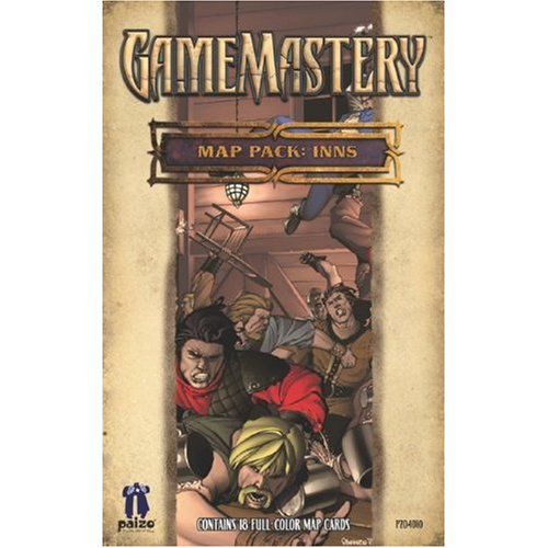 9781601250643: Game Mastery Map Pack: Inns