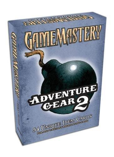 9781601250704: GameMastery Item Cards: Adventure Gear 2