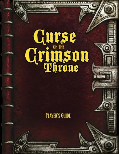 9781601250872: Pathfinder: Curse of the Crimson Throne Player's Guide