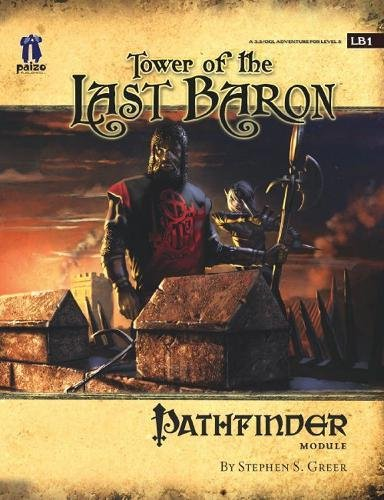 9781601251022: GameMastery Module: Tower Of The Last Baron