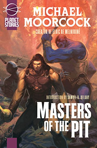 9781601251046: Masters Of The Pit (Planet Stories Library)