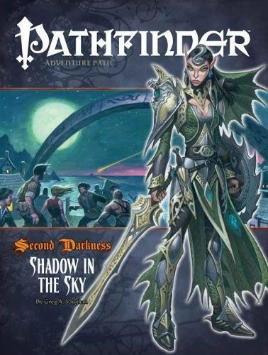 9781601251152: Pathfinder #13 Second Darkness: Shadow In The Sky (Pathfinder Adventure Path)