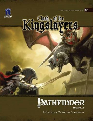 9781601251251: Pathfinder Module S1: Clash Of The Kingslayers