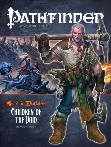 9781601251275: Pathfinder #14 Second Darkness: Children of the Void (Pathfinder Adventure Path)