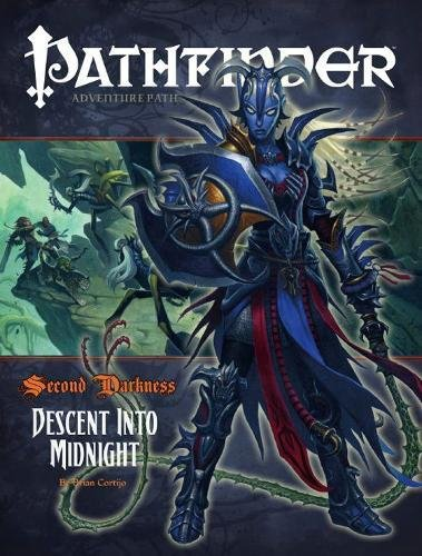 9781601251312: Pathfinder #18: Second Darkness: Descent Into Midnight (Adventure Path)