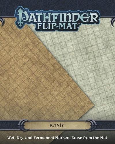 9781601251558: GameMastery Flip-Mat: Basic