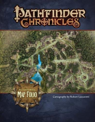 9781601251572: Pathfinder Chronicles: Second Darkness Map Folio