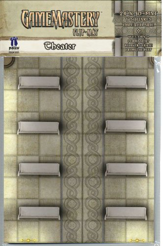 9781601251589: GameMastery Flip-Mat: Theater