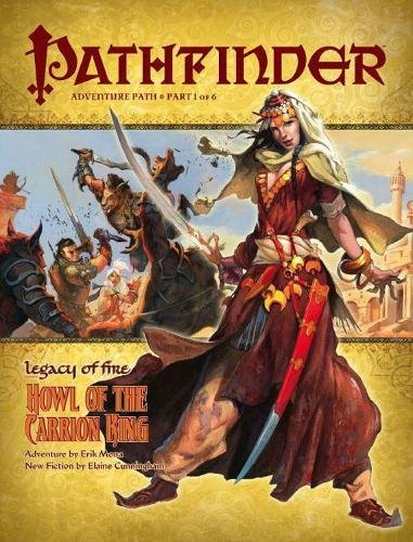Pathfinder Adventure Path: Legacy Of Fire #1 - Howl Of The Carrion King