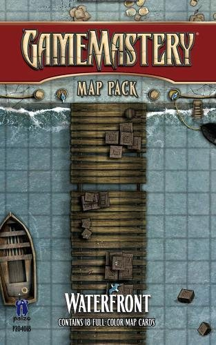 9781601251626: GameMastery Map Pack: Waterfront